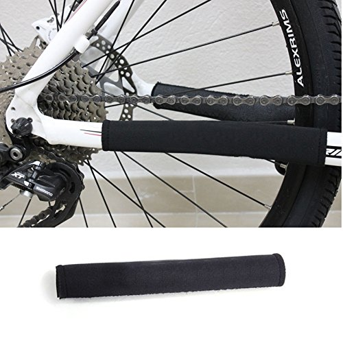 seguryy 1pc CHAINSTAYP Mountain Bikes Chainstay Protectors Road Care Posted Frame Tube
