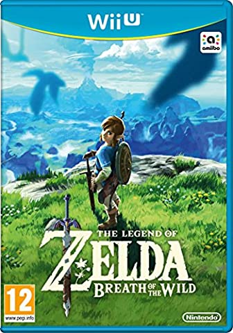 The Legend of Zelda : Breath of the
