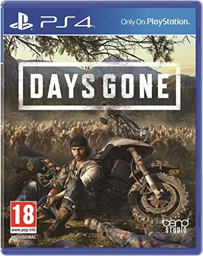 9 - Juego Days Gone para PlayStation 4 PS4