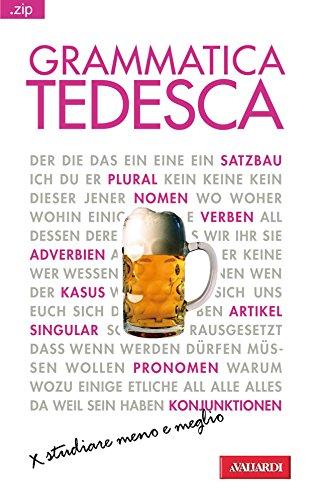 Grammatica tedesca: Sintesi .zip