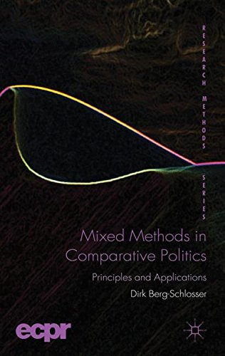 Mixed Methods in Comparative Politics: Principles and Applications (Research Methods Series)