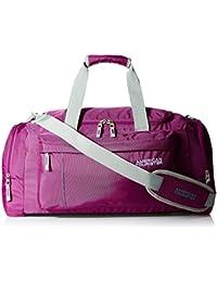 American Tourister Fabric Magenta Gym Bag (X-Bags Casual 2)