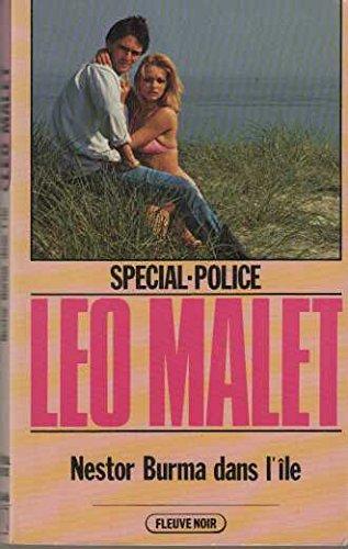 Nestor Burma dans l'Île par Léo Malet