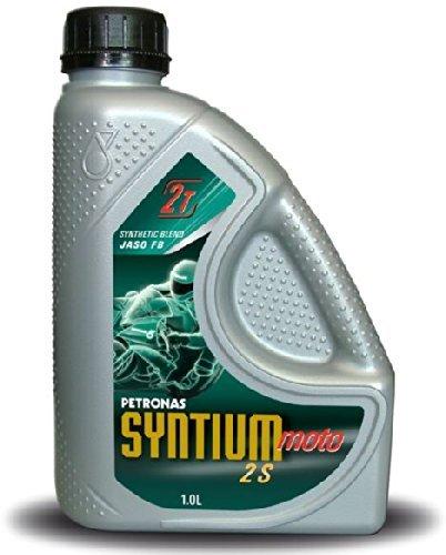 Petronas Syntium Moto 2S Moto 2-Stroke - Aceite 1 Litro