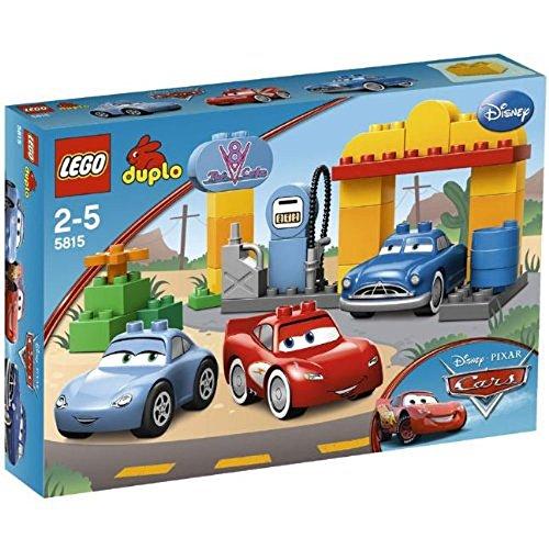LEGO Duplo Cars 5815 - Flos Café (Lightning Duplo)