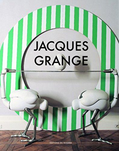 Jacques Grange par Pierre Passebon