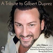 Tribute to Gilbert Duprez [Import USA]