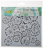 Crafter'S Workshop Template 6-inch x 6-inch Citrus Montage