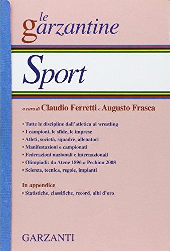 Enciclopedia dello sport usato  Spedito ovunque in Italia
