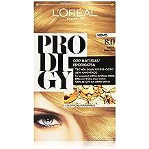 L'Oréal Prodigy Coloración Permanente, Tono Areia 8.0 - 200 g
