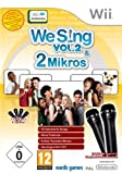 We Sing Vol - 2 inkl - 2 Mikrofone - Nordic Games
