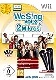 We Sing Vol. 2 inkl. 2 Mikrofone