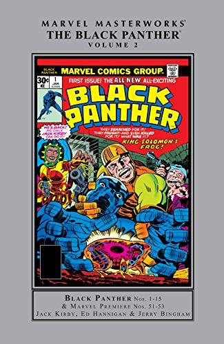 Black Panther Masterworks Vol. 2 (Black Panther (1977-1979 ...