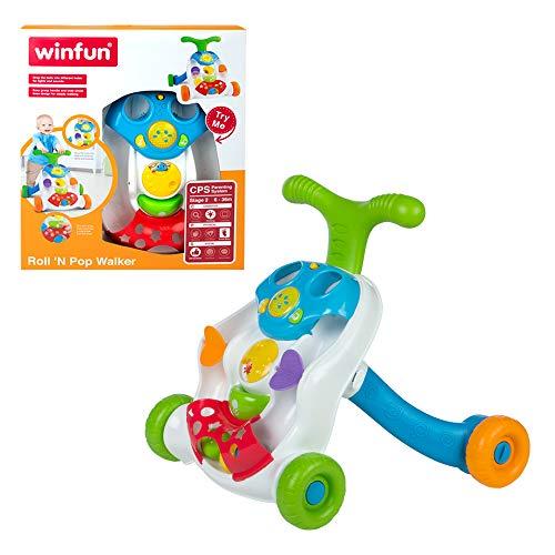 Winfun - Andador para bebés con actividades44528