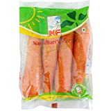 #4: Namdhari's Fresh Carrot, Orange, 250g