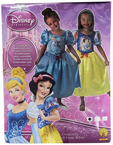 Disney–i-881861–Kostüm–wendbar New Design Cinderella/Schneewittchen