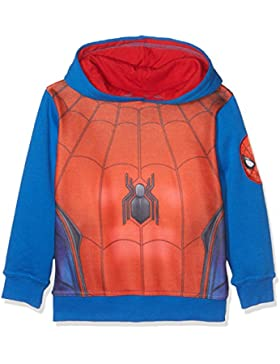 FABTASTICS Spiderman, Sudadera para Niños