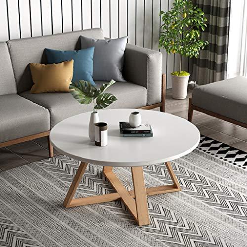 Tavolini Da Salotto Rotondi Moderni.Tavolini Da Caffe Moderni In Legno Con Tavolino Rotondo E Tavolini Da Salotto Con Tavolo In Legno Mobili Di Design In Stile Nordico