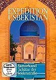 Samarkand-Schtze der Seidenstrae-Expedition [Import anglais]