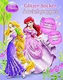Glitzer-Anziehpuppen 2: Stundenlanger Styling-Spaß für kleine Prinzessinnen!
