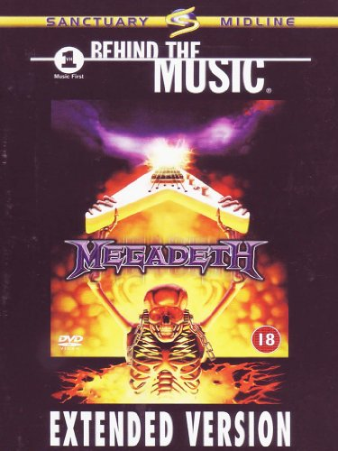 Megadeth - VH1 behind the music (extended version)