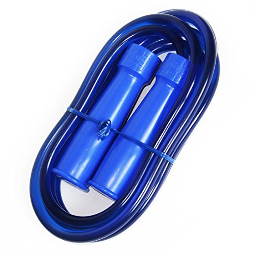 Twins Special Muay Thai Corde à sauter de boxe/corde à sauter couleur?: bleu