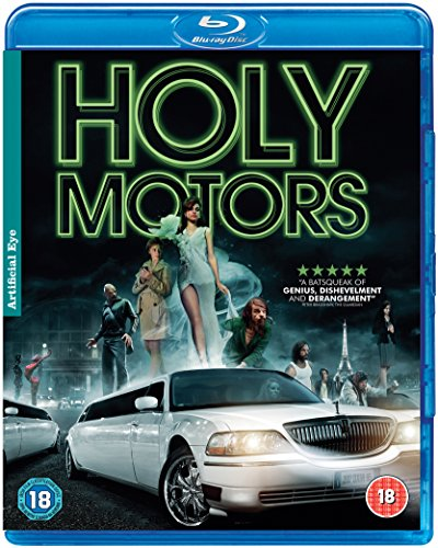 Bild von Holy Motors [Blu-Ray] (IMPORT) (Keine deutsche Version)