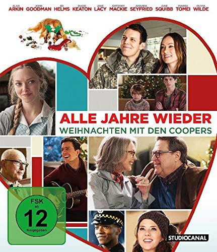 Alle Jahre wieder - Weihnachten mit den Coopers [Blu-ray]