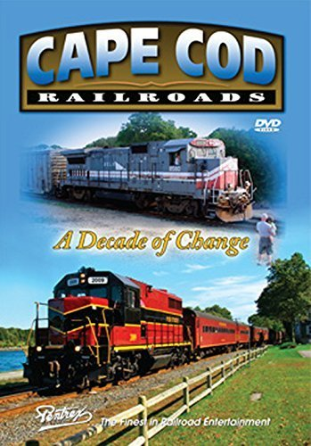 Preisvergleich Produktbild Cape Cod Railroads A Decade of Change by Railroad