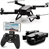 TOZO® Q1012 Drone RC Quadcopter Altitude Hold Headless RTF 3D 360 Degree FPV VIDEO WIFI 720P HD Camera 6 axis 4CH 2.4Ghz Height Hold Easy Fly Steady for learning, Black