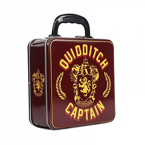 Harry Potter - Blechkoffer Brotdose Lunchbox - Quidditch -