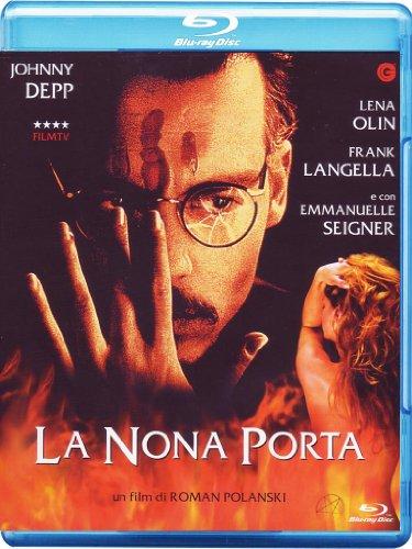Bild von La nona porta [Blu-ray] [IT Import]