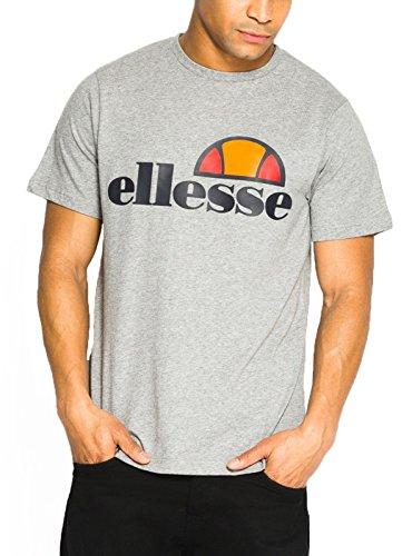 ellesse Herren T-Shirt Prado Grau (13) L