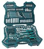 Modelo: M98430 Descripción: Juego de herramientas, 215 pzas Acabado en acero cromo - vanadio / acero especial