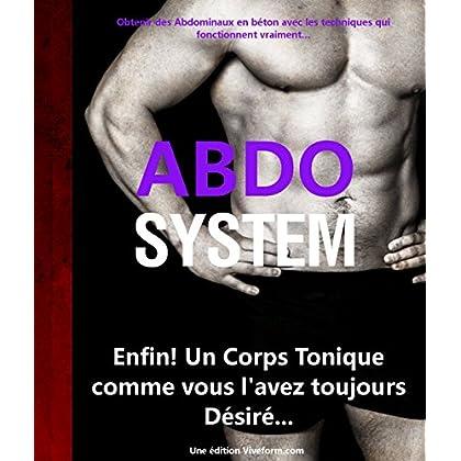 ABDO SYSTEM: Enfin! Un Corps Tonique comme vous l'avez toujours Désiré...