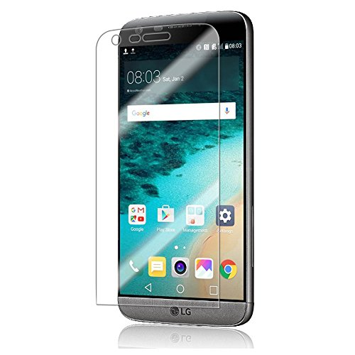 MoArmouz Go – Tempered Glass For LG G5 Clear Glass by MoArmouz®- 9H Hardness Screen Guard / Hardness Abression Proof Tempered Glass Screen Protector – Transparent