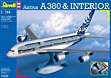 Revell - 4259 - Maquette d'avion - Airbus A380 Visible Interior