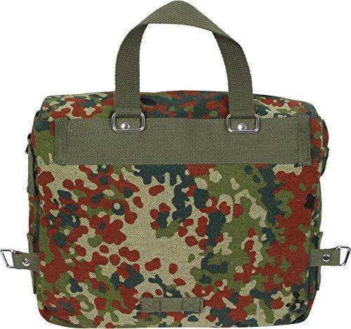 BW-Kampftasche, groß Flecktarn