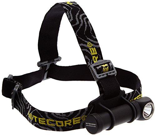 Preisvergleich Produktbild Relags Stirnleuchte NiteCore LED Stirnlampe 'HC30', schwarz, One Size, 127040