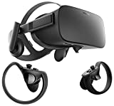 Picture Of Oculus Rift and Touch Controllers Bundle