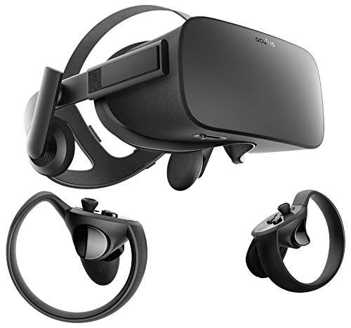 Oculus Rift + Touch Bundle