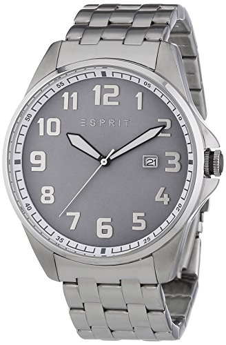 esprit-herren-armbanduhr-xl-clayton-analog-quarz-edelstahl-es107991003