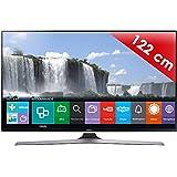 Samsung UE48J6200 TV Ecran LED Full HD 1080p - 121cm (48 pouces) - LED - Smart TV - WiFi / DLNA / MHL - 4 HDMI