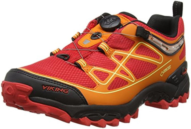 Viking Anaconda Boa IV GTX - Zapatillas de Trekking y Senderismo de Material sintético Unisex Adulto  -