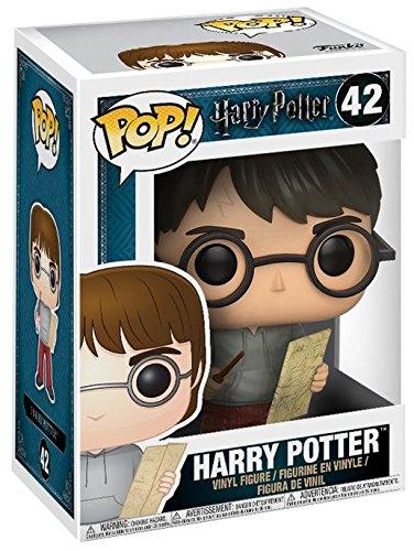 Funko - POP! Vinilo Colección Harry Potter - Figura Harry con el mapa del merodeador (14936) 10