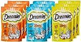 Dreamies Katzensnacks 2 plus 1 Gratis, 9 Beutel (3 x 3 x 60 g) - 2