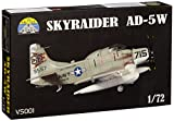 Modelsvit Sw001/vs001–Maqueta de AD de 5W Skyraider