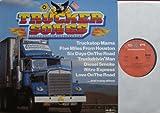 TRUCKER SONGS / Bildhülle / SR INTERNATIONAL # 91 955 5 / DAVY KENDALL / THE WINSTON BROTHERS / NICK SHAVERS TOMMY STEVENS / RON SILVERS / NARVEL JENKINS / LEON WEST / EDDY