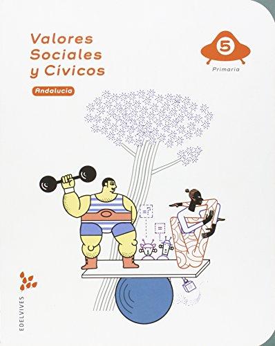 Valores sociales y cívicos 5º primaria - andalucia