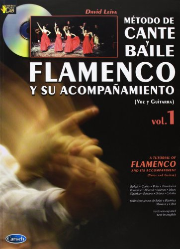 Descargar gratis Cante y baile flamenco v.1+cd (carisch music lab spagna) EPUB!